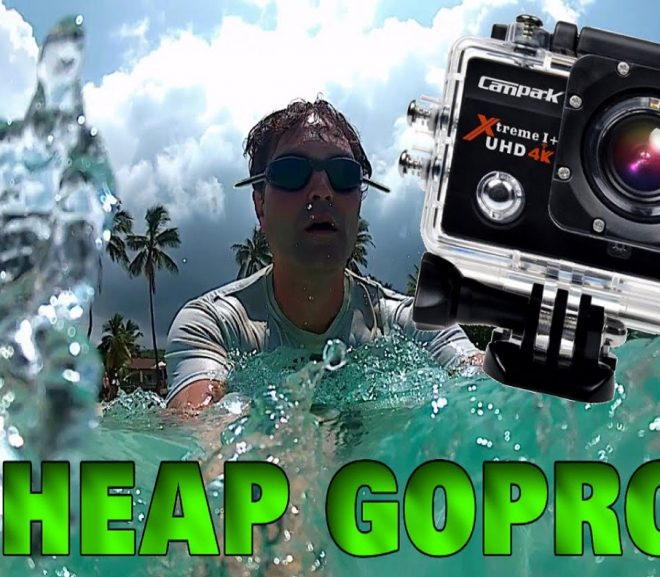 Top 9 best affordable alternatives to GoPro in the market 2019!